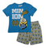 Disney Minion Pajama Blue