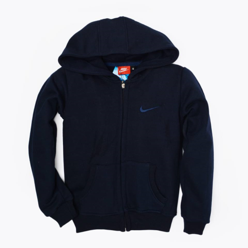 Nike Sweatshirt Blue Black
