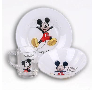 Luminarc Mickey Kid's Set
