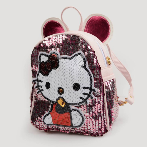 Kitty Backpack Pink