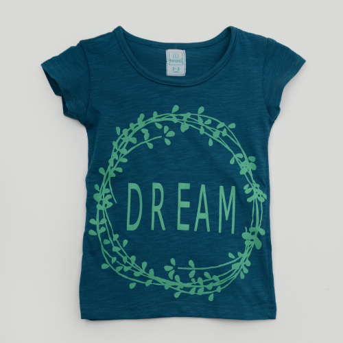 Bonanza Dream Tees Dark Green