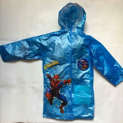 Disney Spider Rain Coat