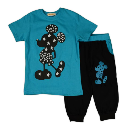 Diesel Minnie Mouse Pajama Blue