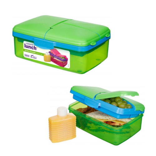 Sistema  Lunch Box Green 1.5L