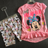 Disney Minnie Pajama Pink