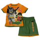 Baby Boss Batman Pajama Orange