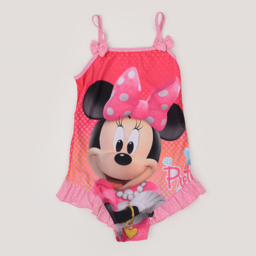 Minnie Mouse Swimsuit Pink