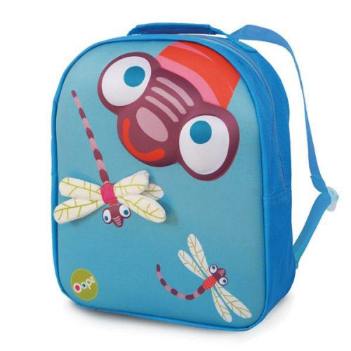 OOPS Easy Fly Backpack Light Blue 14""