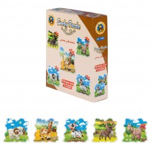 Early Puzzle Farm Animals