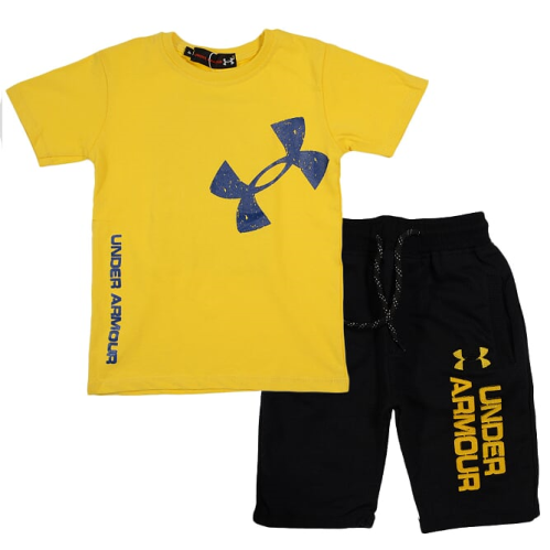 Marz Under Armour Pajama Yellow