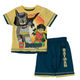 Baby Boss Batman Pajama Yellow