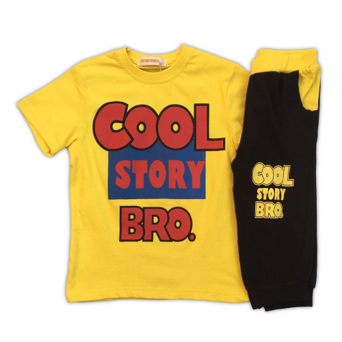 Diesel Cool Pajama Yellow