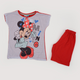 Disney Minnie Mouse Pajama Red