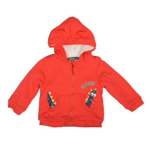 In Extenso Roarrr Sweatshirt Red
