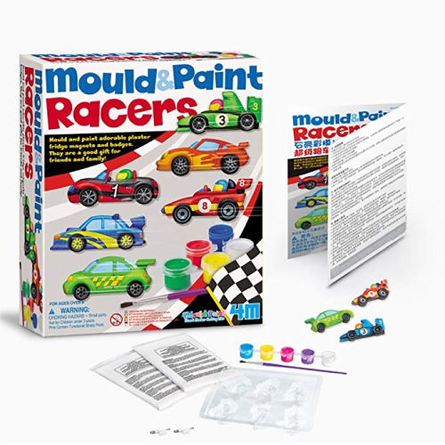 Mould And Paint Racers