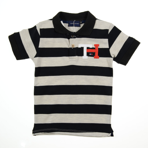 Marz Tommy Polo Black