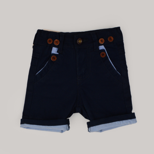 Bino Boys Short Blue Black