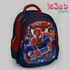 BZ Spiderman Backpack Blue Black 16""