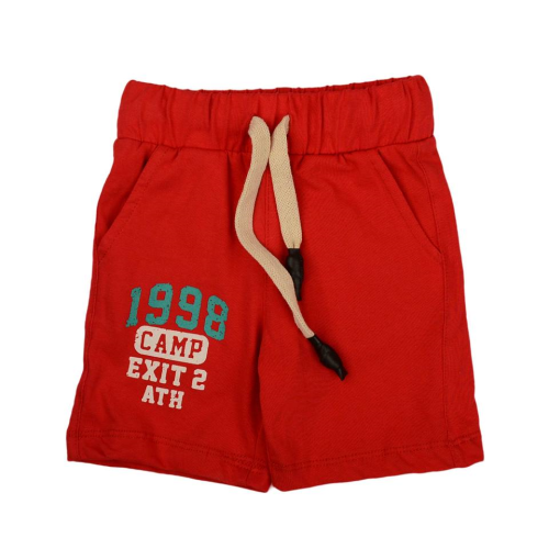 Exit 2 Short Red