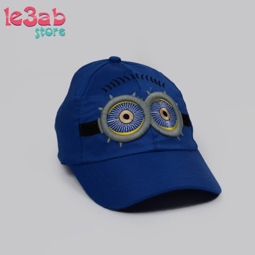 Katy Cap Minion Blue