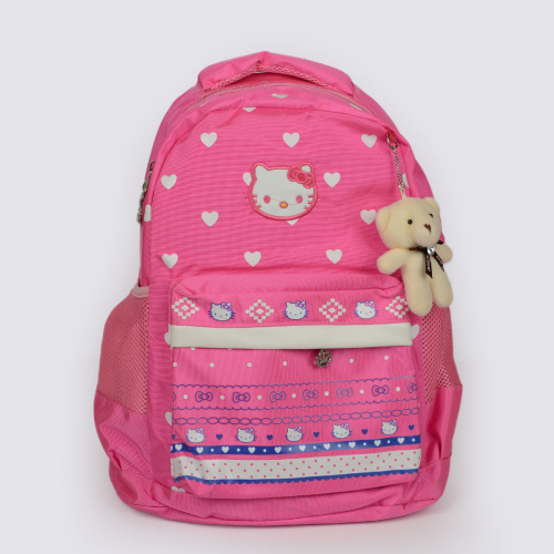 Kitty Backpack Pink 16