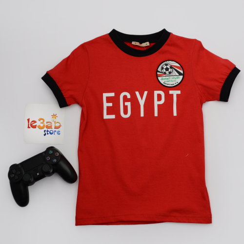 Carrot Egypt Shirt Red