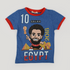 Carrot Mohamed Salah Shirt Blue