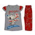 Baby Boss Snoopy Pajama Gray