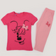 Domatex Minnie Mouse Pajama Fushia