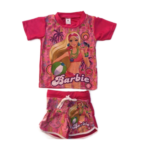 Barbie Swimsuit Fushia