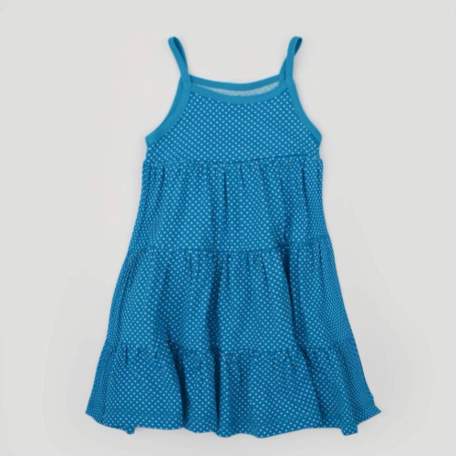 Happy Kids Dress Light Blue
