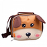 Yodo Dog Lunch Bag Brown