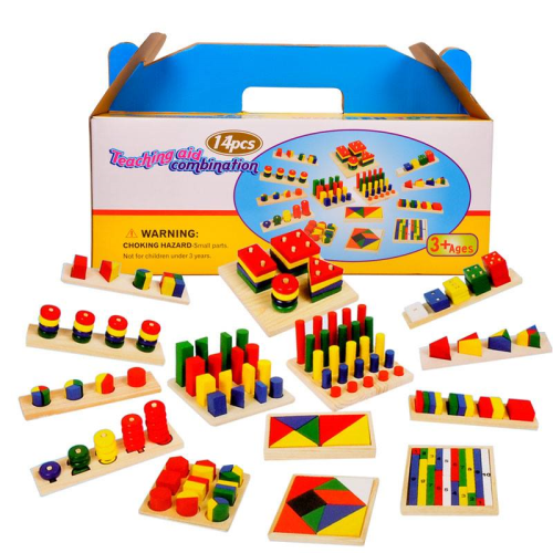 Teaching Aid Combination 14 PCS