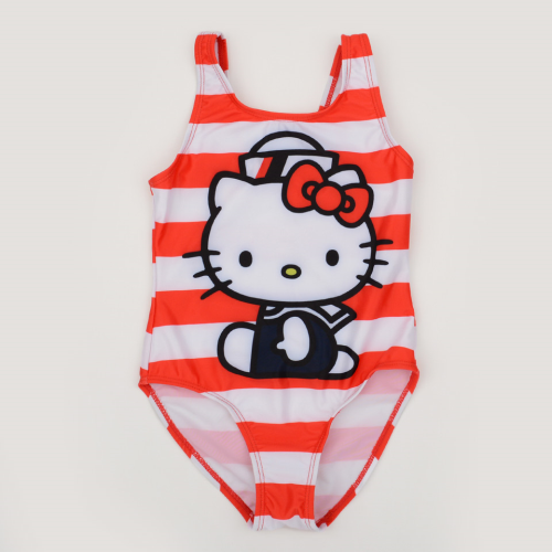 Kitty Swimsuit Red