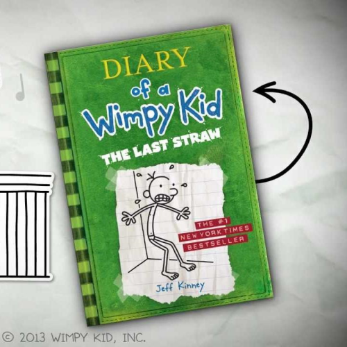 The Wimpy Kid The Last Straw