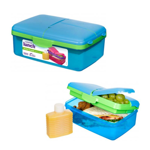 Sistema Lunch Box Light Blue 1.5L