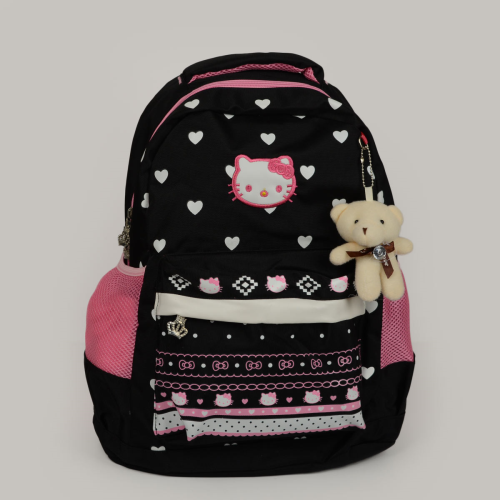 Kitty Backpack Black 16