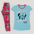 Alex Princess Minnie Mouse Pajama Light Blue