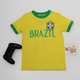 Carrot Brazil Shirt Yellow