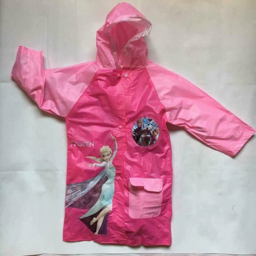 Disney Frozen Rain Coat