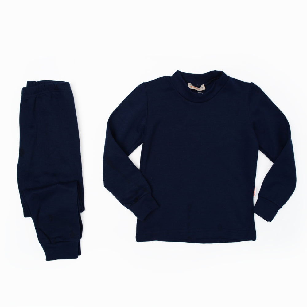 Carrot Thermal Set Blue Black