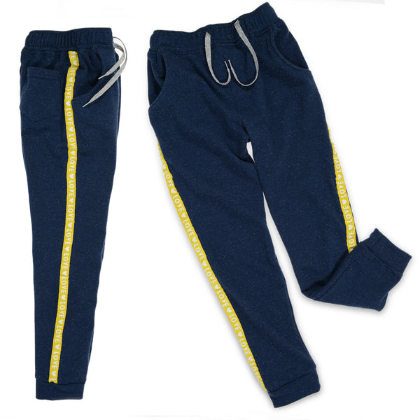 Marz love pants blue Black Yellow