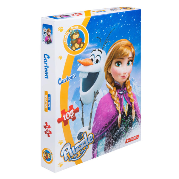 Frozen Puzzle 108 Pieces
