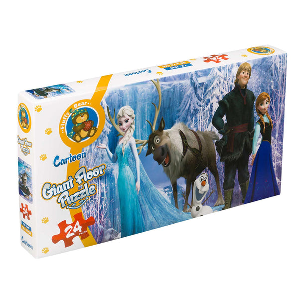 Frozen Puzzle 24 Pieces Max