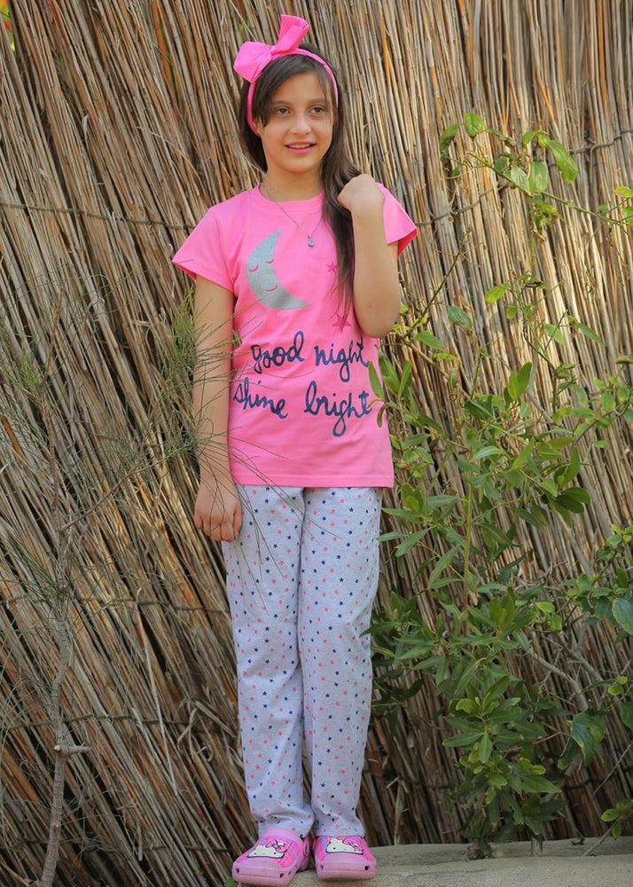 Sedra Good Night Pajama Pink