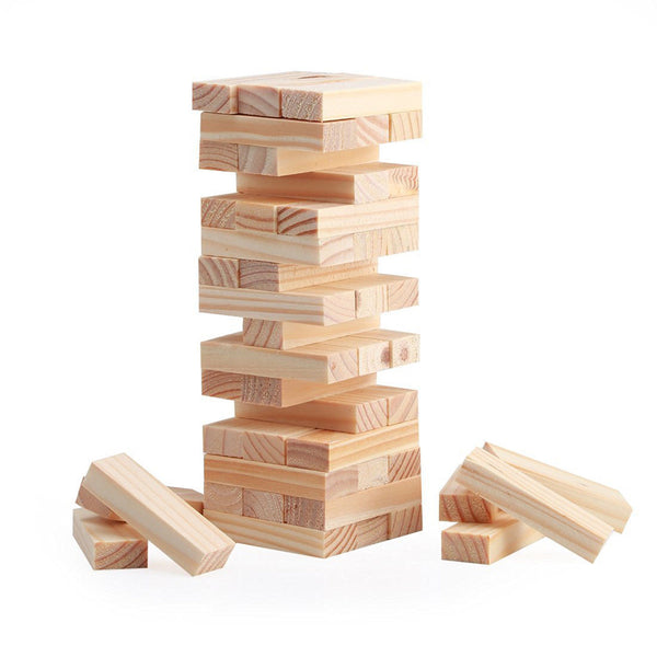 Wow Play Jenga Family Game