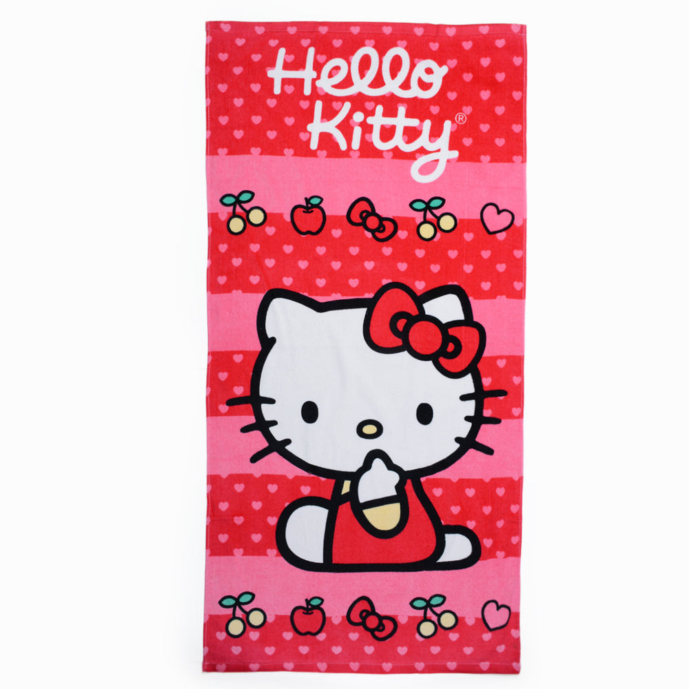 Hello Kitty Pool/Beach/Bath Towel