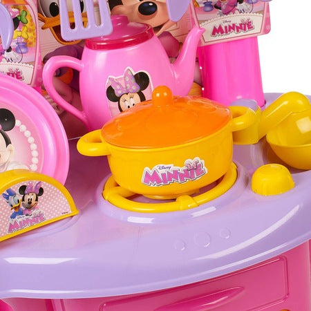 Minnie Mouse Kitchen Set