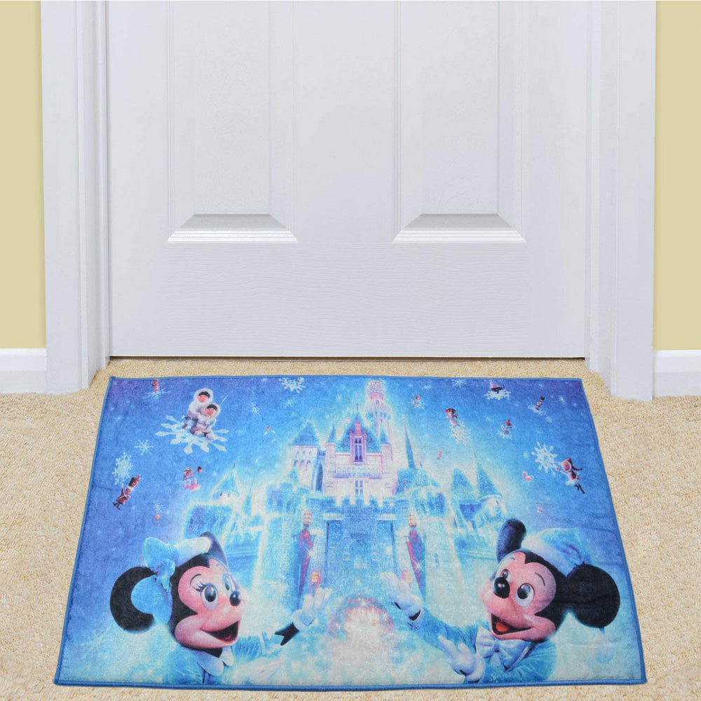 Disney Mickey & Minnie Mouse Doormat