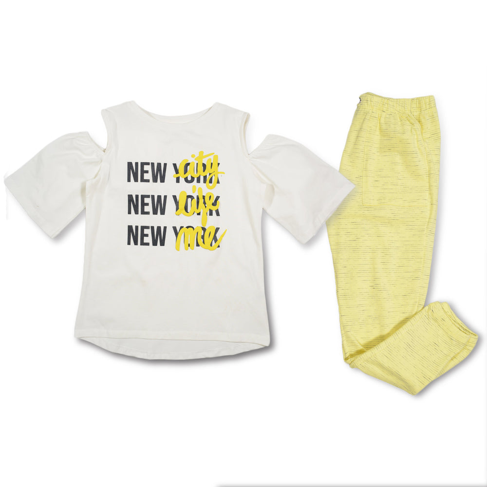 sotchi New York Pajama White